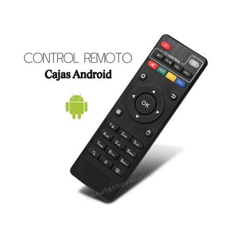 CONTROL TV BOX