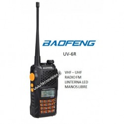 RADIO BAOFENG UV-6R Dual Band