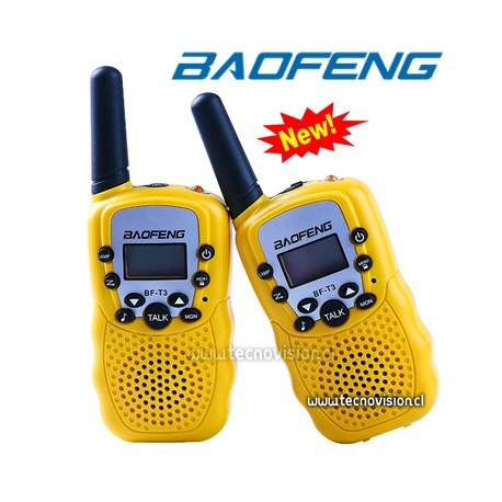 SET RADIO BAOFENG