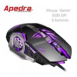 MOUSE GAMER USB