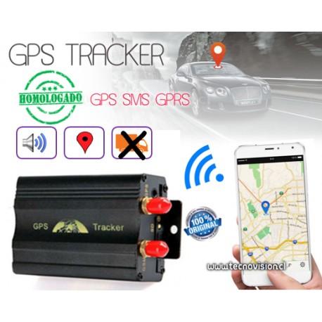 GPS TRACKER HOMOLOGADO