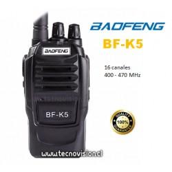 RADIO BAOFENG K5