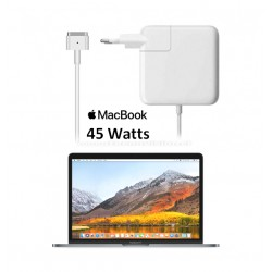 CARGADOR MACBOOK 45W MAGSAFE 2