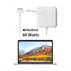 CARGADOR MACBOOK 60W MAGSAFE 2