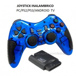 JOYSTICK INALAMBRICO PS2 PS3 ANDROID