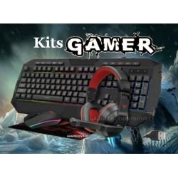 KIT GAMER RGB