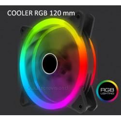 VENTILADOR  PC 120 mm RGB