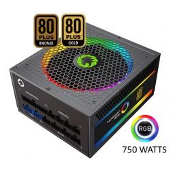 FUENTE CERTIFICADA MODULAR RGB  750 0W