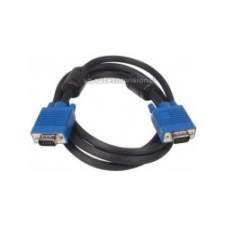 CABLE VGA con FILTRO 3 mts