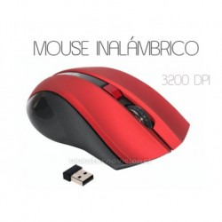 MOUSE INALÁMBRICO
